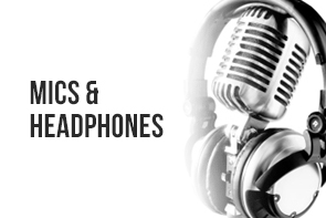 Mics & Headphones