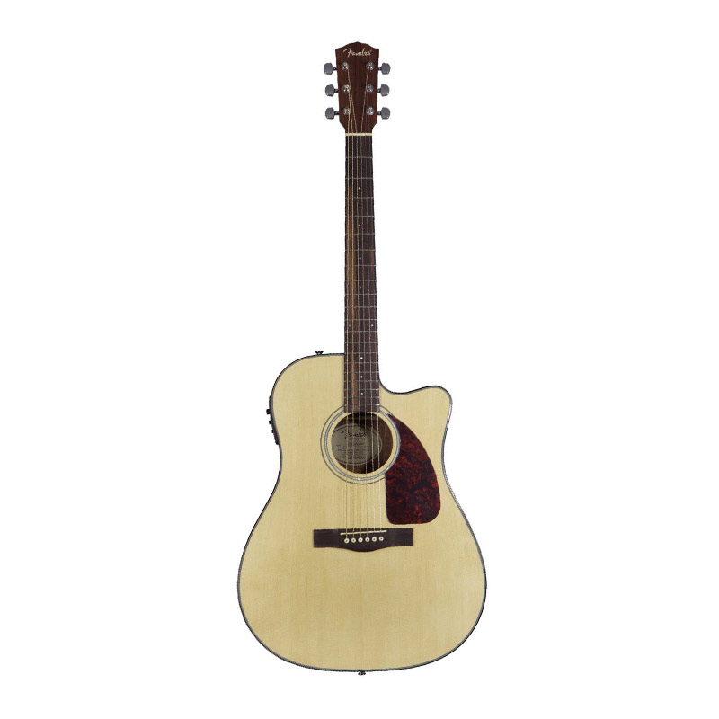 Fender CD 140SCE NAT Semi Acoustic Guitar Natural