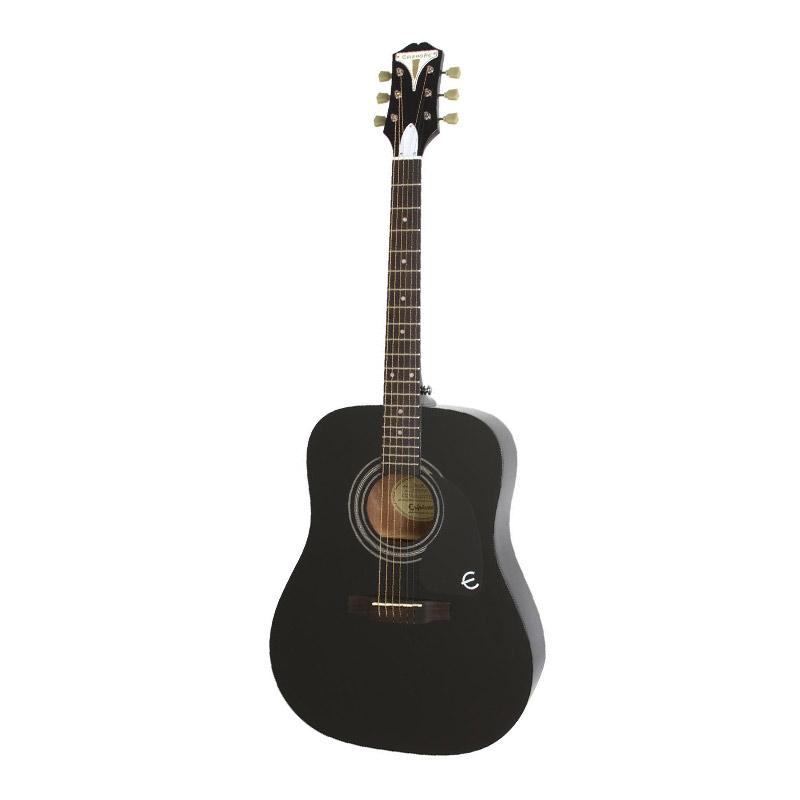 Epiphone PRO 1 Acoustic Guitar Ebony