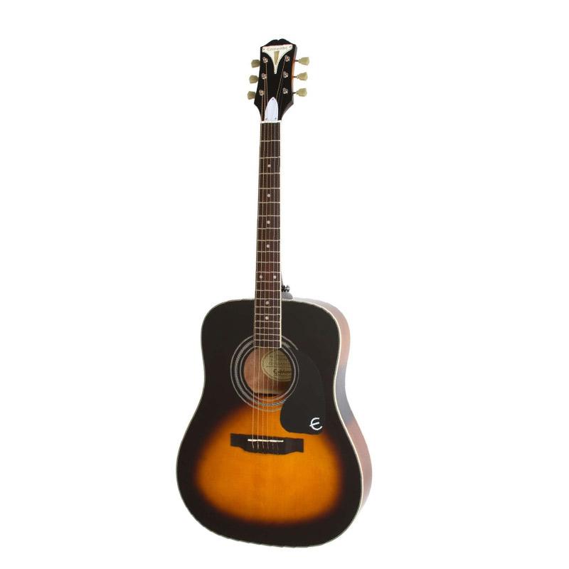 Epiphone PRO 1 Acoustic Guitar Vintage Sunburst