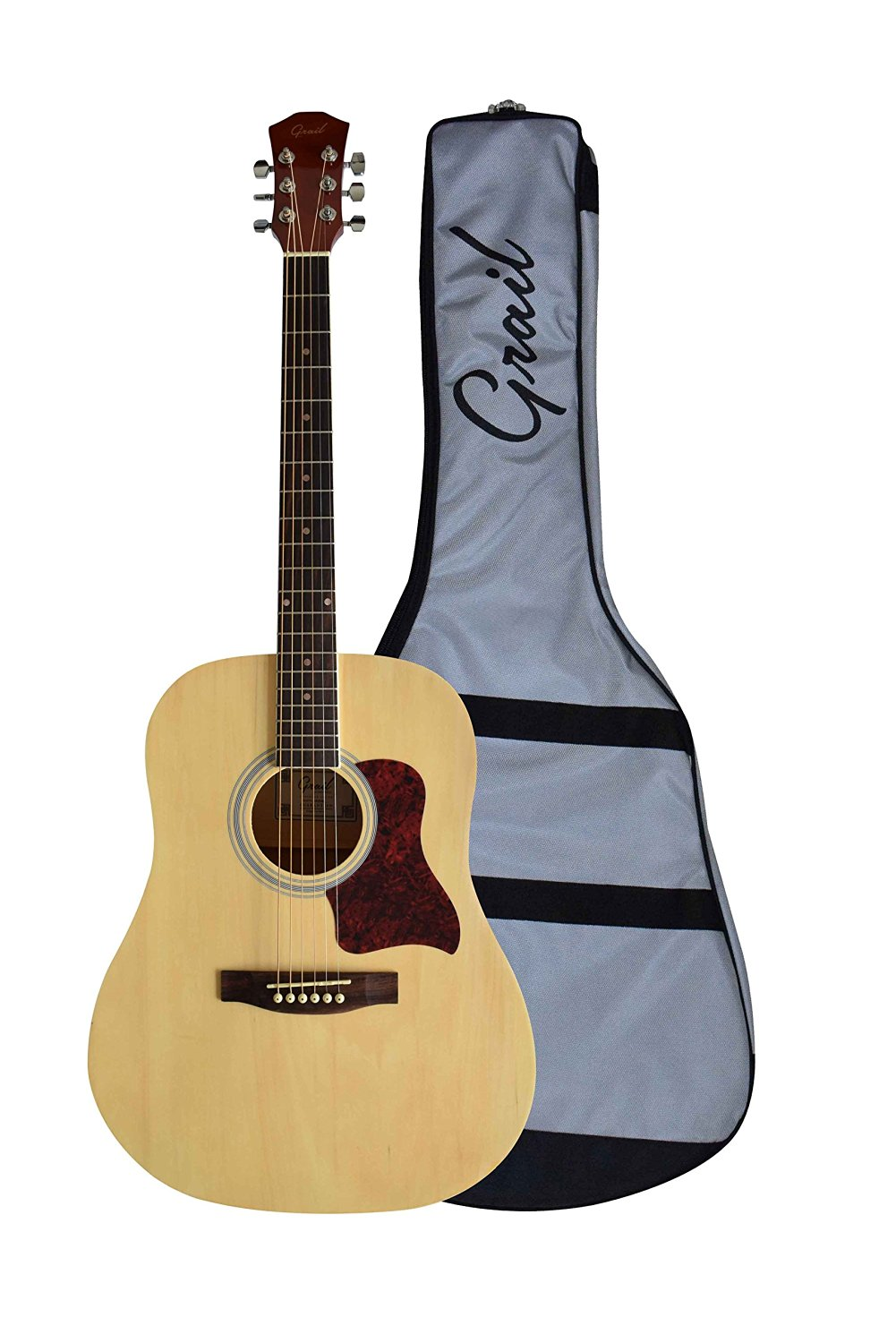Grail AG-D110 Acoustic Guitar Natural