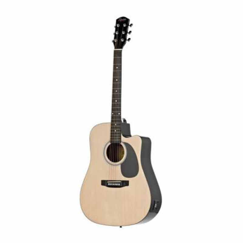 Fender Squier SA 105CE NAT Acoustic Guitar Natural