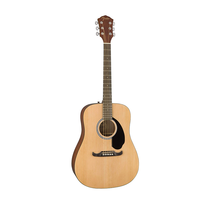Fender FA 125 NAT  Acoustic Guitar Natural