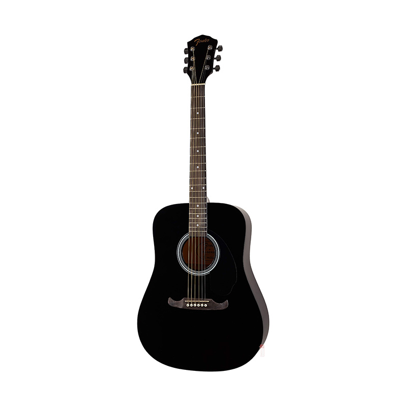 Fender FA 125 BK Acoustic Guitar Black