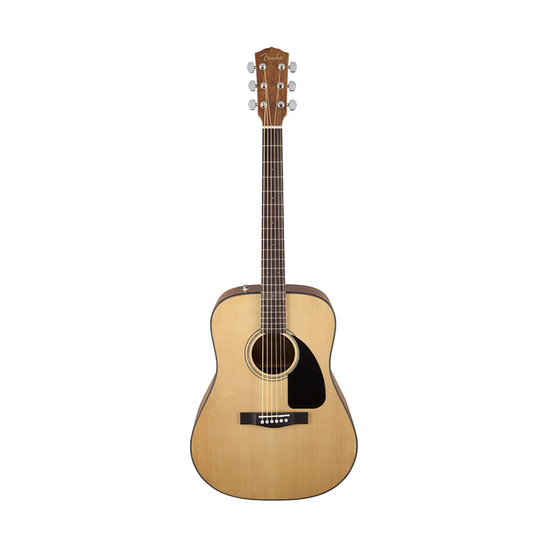 Fender CD 60 NAT Acoustic Guitar V3 DS Walnut Fingerboard Natural