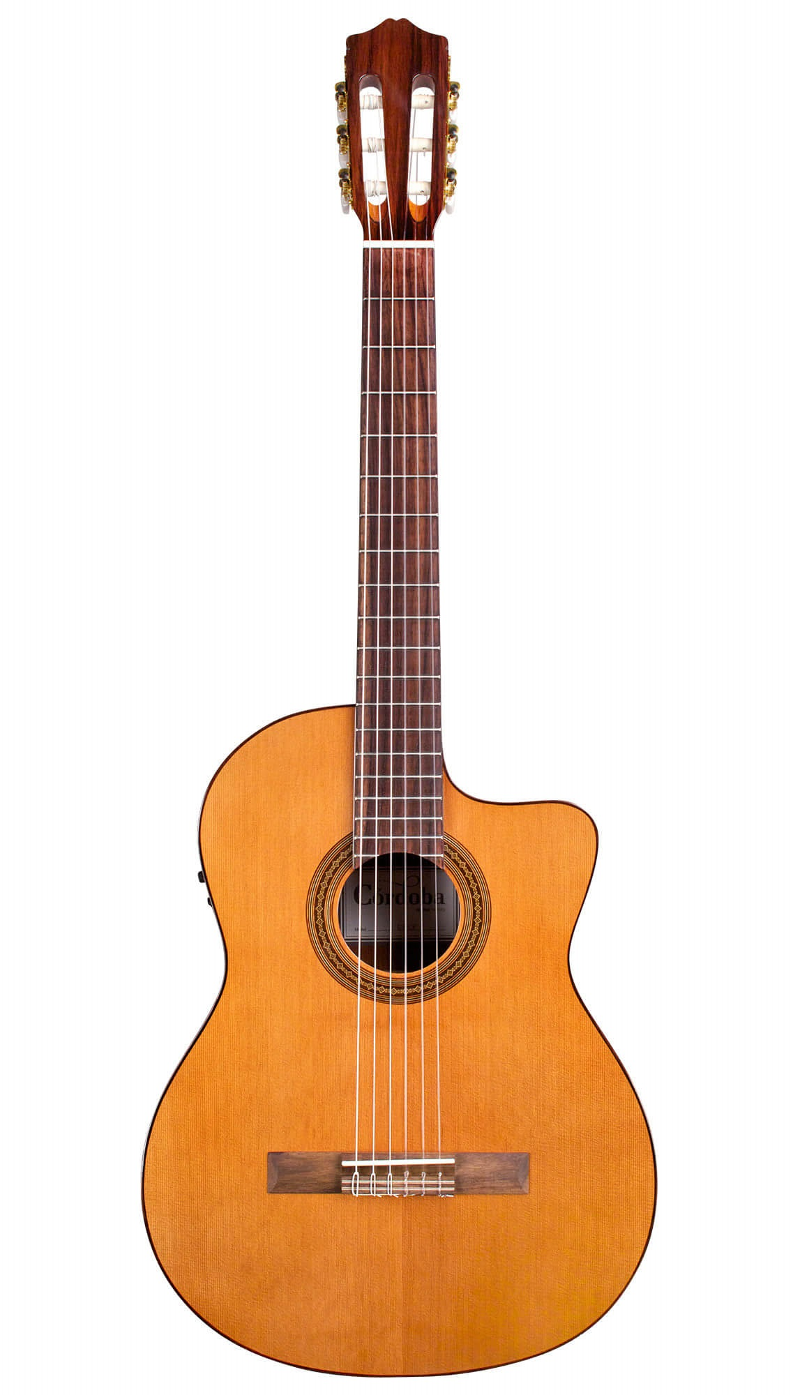 Cordoba C5-CE Semi Classical Guitar Natural