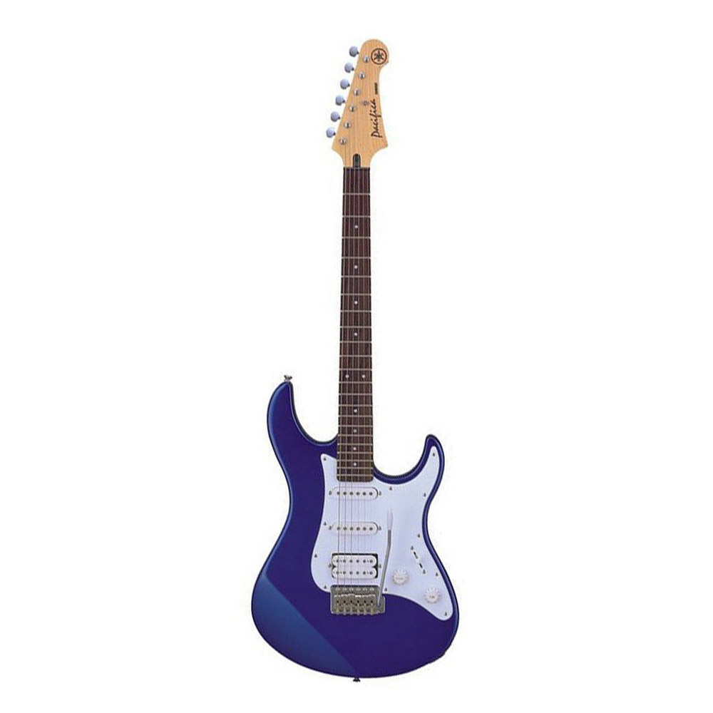 Yamaha Pacifica 012 Electric Guitar Blue Metallic