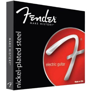 Fender 250LR Electric Guitar Strings NPS Ball End 9 -46