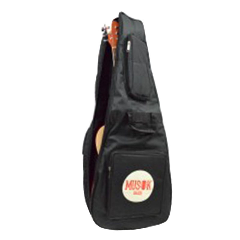 Musikshack Gig Bag Electric Guitar Nylon Foam Padding N