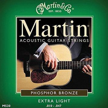 Martin 41M530 Acoustic Guitar String 10 -47