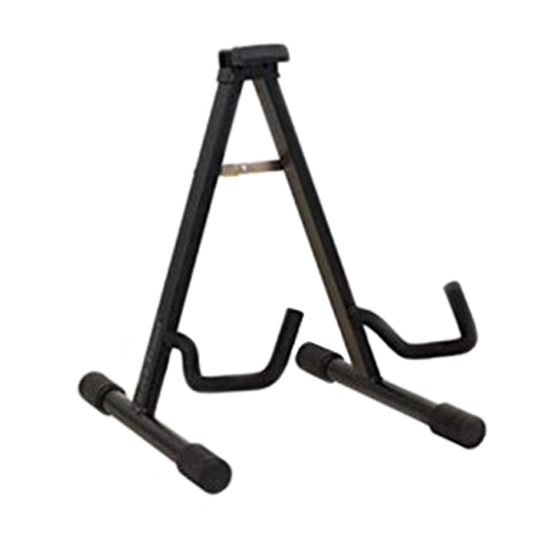 RockStand RS 20811 B/1 Locking A-Frame Guitar Stand for Classic/Acoustic Black