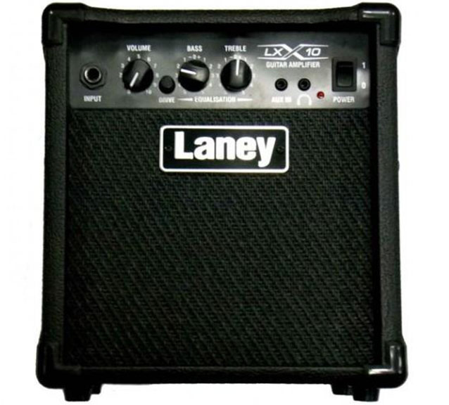 Laney LX10 10 Watts Guitar Amplifier Combo