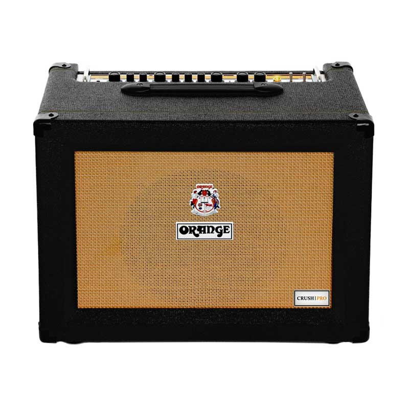 "Orange CR60C BLK Crush Pro Guitar Amplifier Combo 1x12"" 60 Watts Black"
