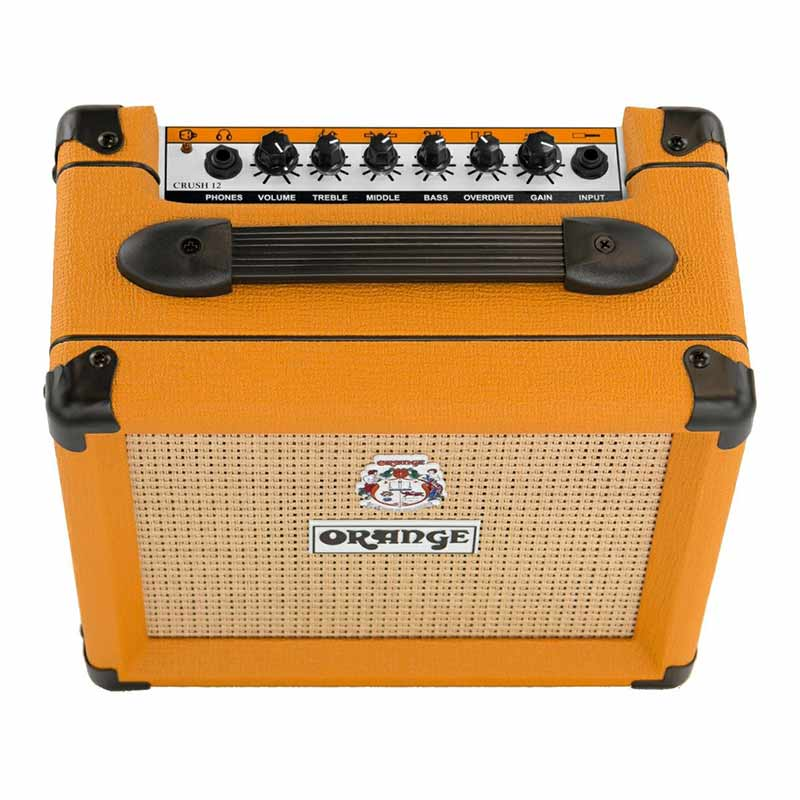 Orange Crush 12 Guitar Amplifier Combo 12 Watts