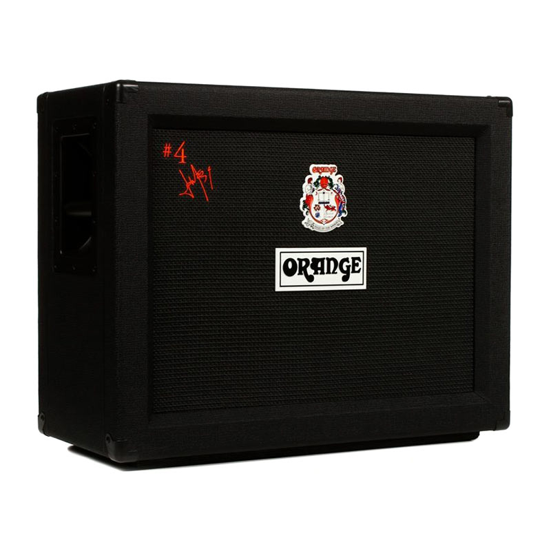 Orange JRT212  2x12 Jim Root  #4 Signature Guitar Speaker Cabinet 120 Watts RMS