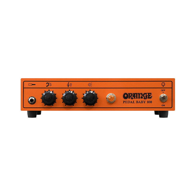 Orange Pedal Baby 100w Class A/B power Amplifier