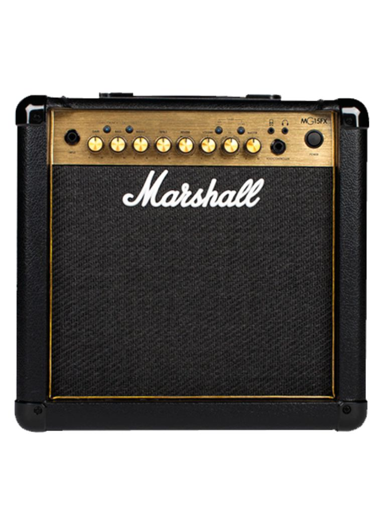 Marshall MG15GFX MG4 Series 15 Watts Guitar Combo Amplifier