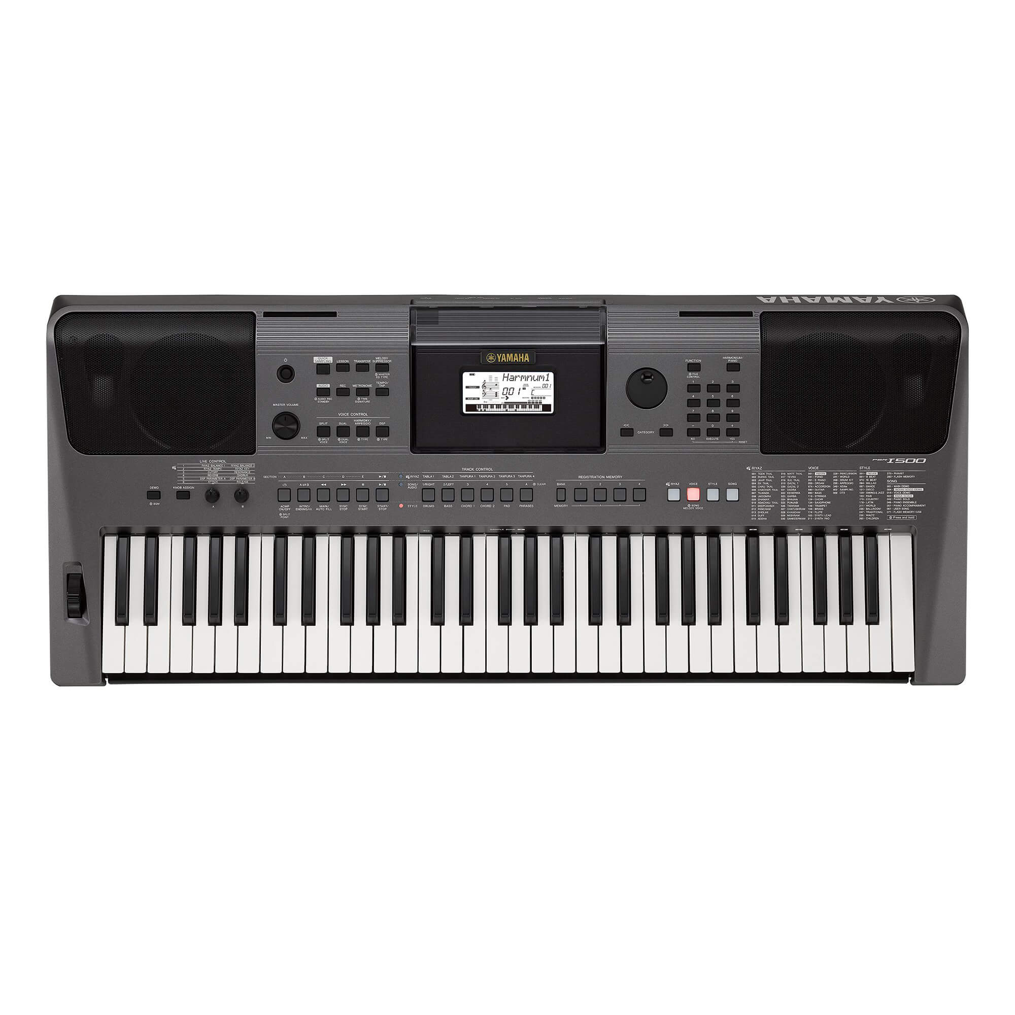 Yamaha PSR I500 Digital Keyboard