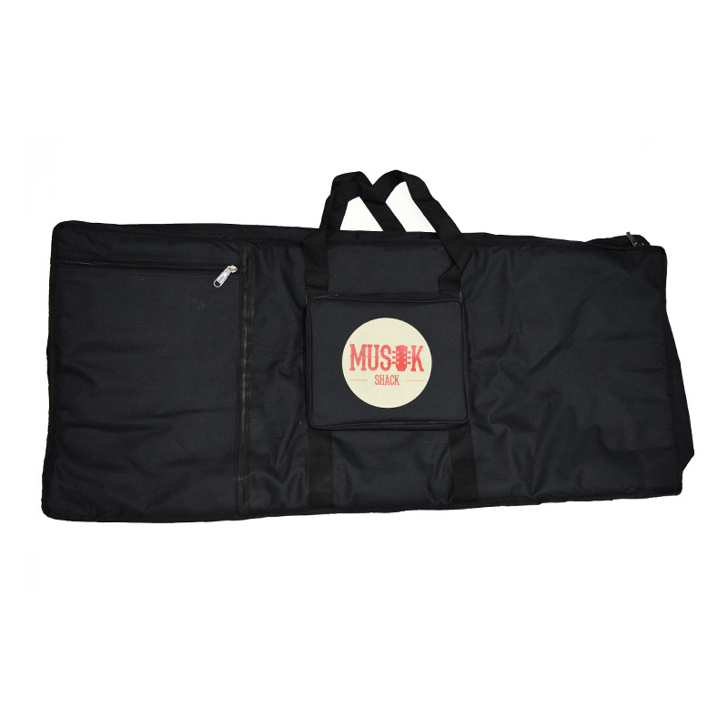 Musikshack Padded 42 x 17 x 6 x 4 Keyboard Bag