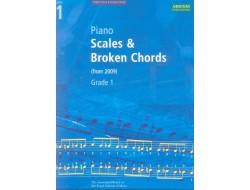 AB Piano Scales and Arpeggios Grade 1