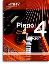 TCL Piano Examination Pieces 2015 to 2017 Grade 4