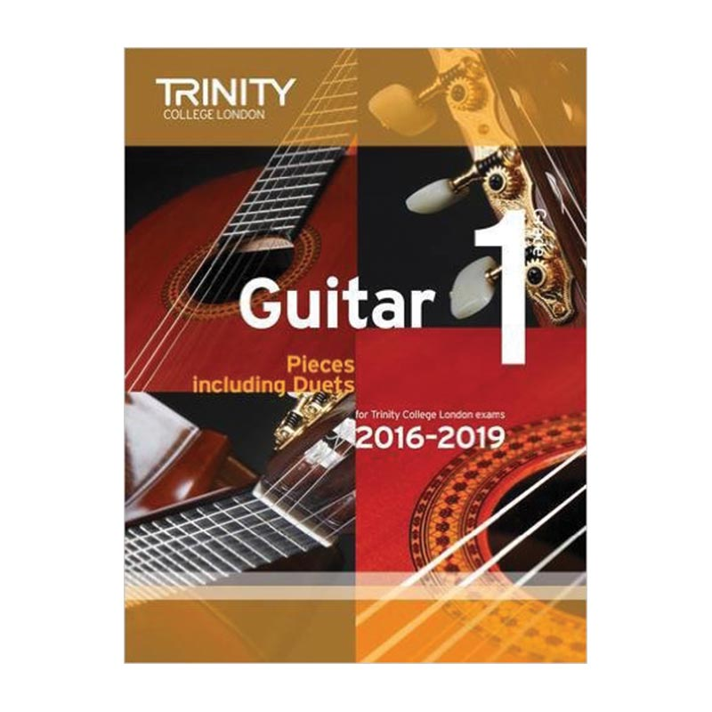 TCL Guitar Examination Pieces 2016 to 2019 Grade 1