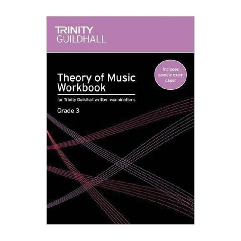 TG Theory of Music Workbook  Grade 3