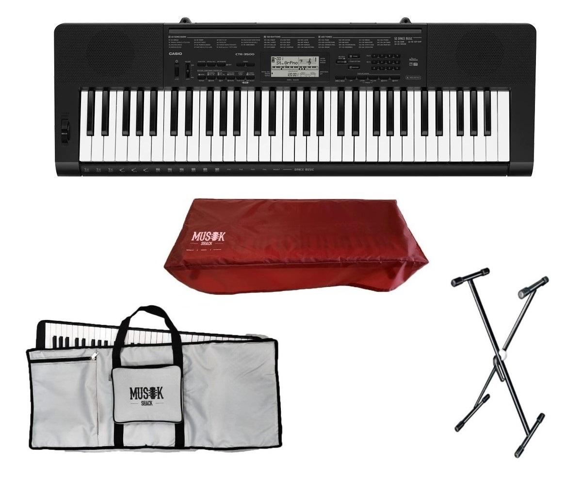 Casio CTK 3500 Standard Electronic Keyboard