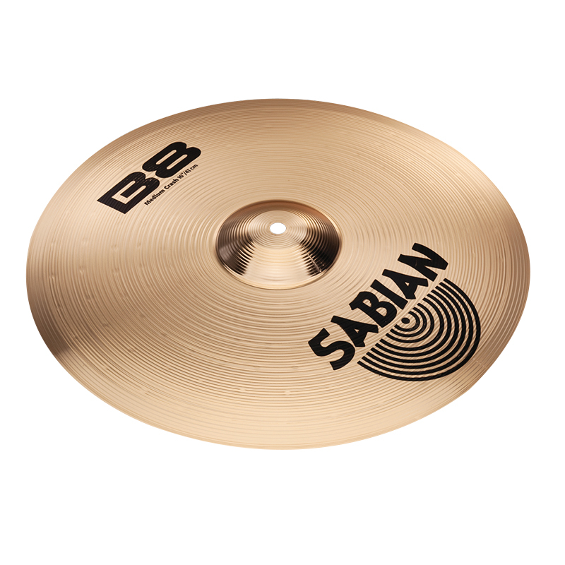 Sabian 41406X 14 Inches B8X Thin Crash Cymbal
