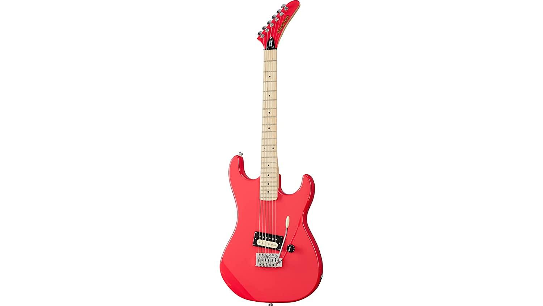 Kramer Baretta Special Maple Fretboard Electric Guitar Ruby Red