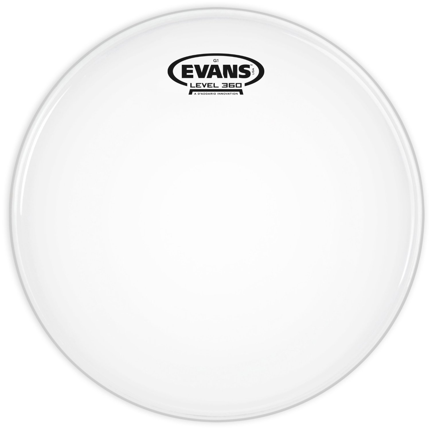 Evans Drumhead Genera G1 Single Ply Coated 16 Inches
