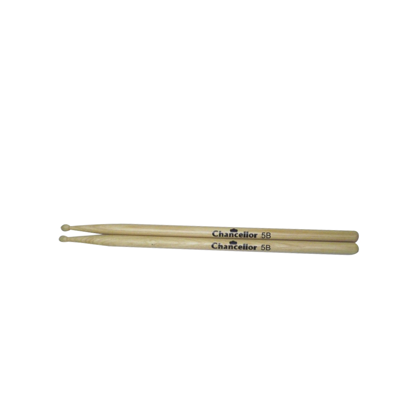 Chancellor 5BWD-M Drumsticks 5B Maple Wood Tip