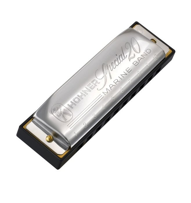 Hohner M560016 Harmonica Special 20 Key C