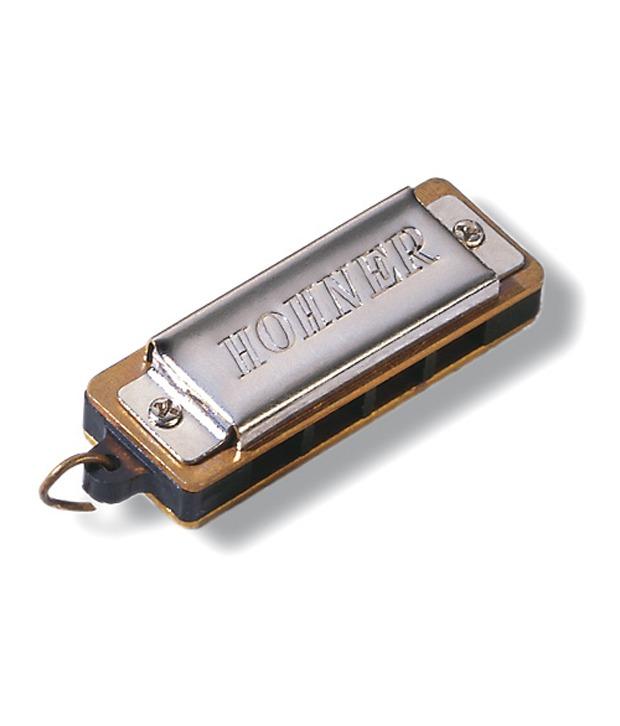 Hohner M12505 Harmonica Mini Harp Key C