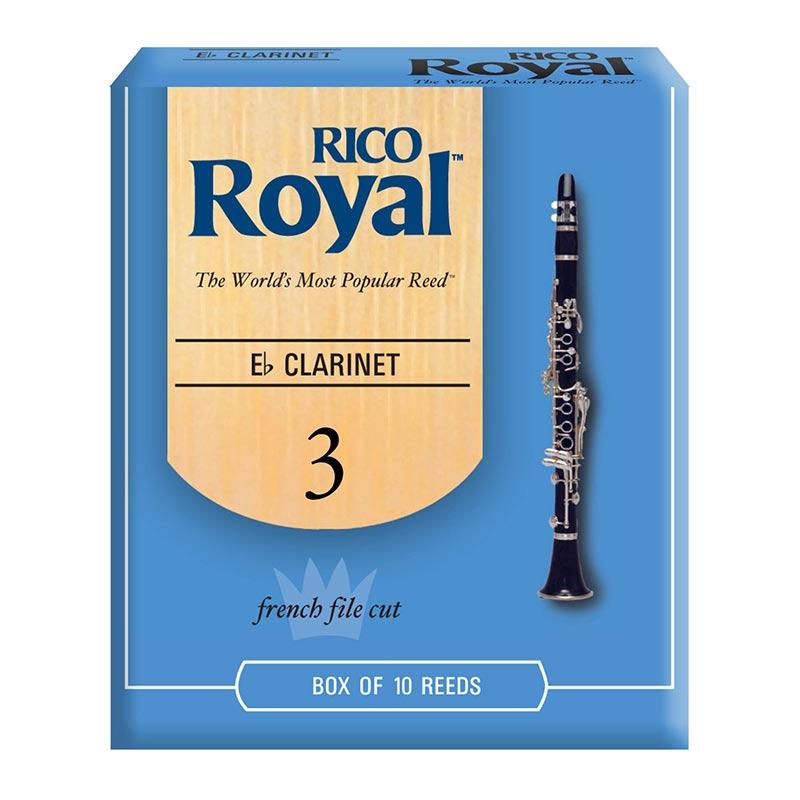 Rico Clarinet Eb Reed 3