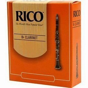 Rico RCA2540 Clarinet Bb Reed 4