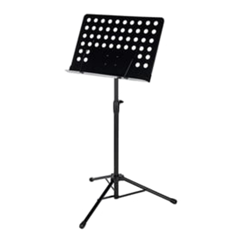 RockStand RS 10100 B/4 SHANGH Orchestra Music Stand Black Metal Plate