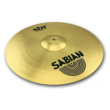 Sabian 1811 SBR 18 Inch Crash Ride Cymbal