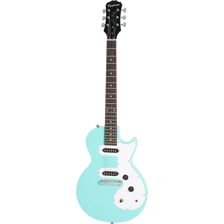 Epiphone Les Paul SL Electric Guitar Turquoise