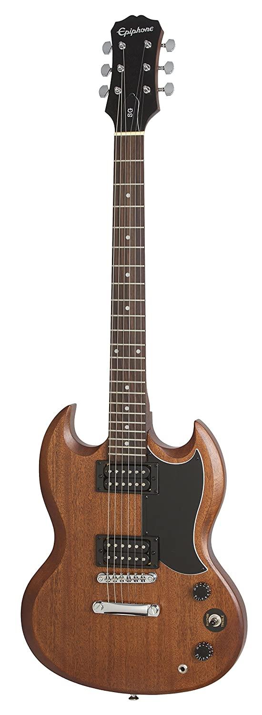 Epiphone SG Special VE Electric GuitarVintage Worn Walnut