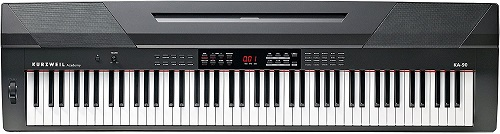 Kurzweil KA90 88-Key Digital Piano (Black)