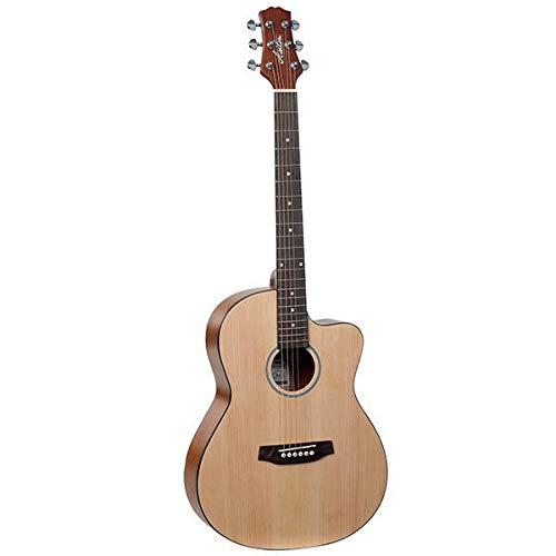 Ashton D10C NAT  Acoustic Guitar Cutaway Natural