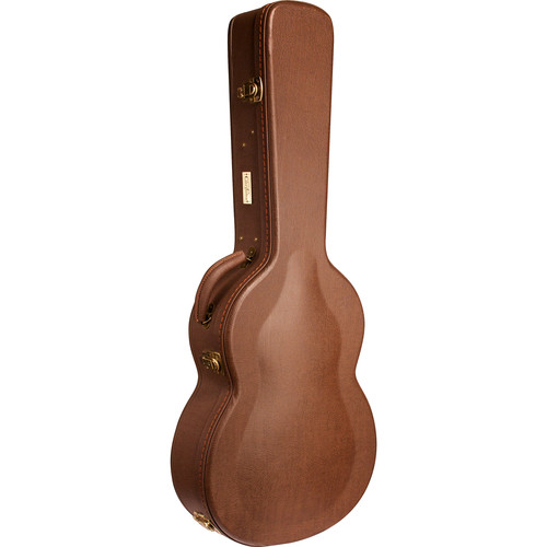 Cordoba Humidified Archtop Wood Case for Classical / Flamenco Guitar (Full Size)