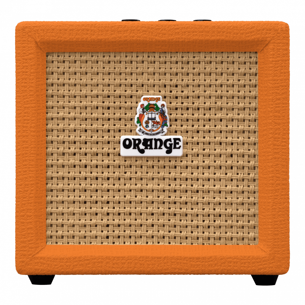 Orange Micro Crush Micro Guitar Amplifier 3 Watts