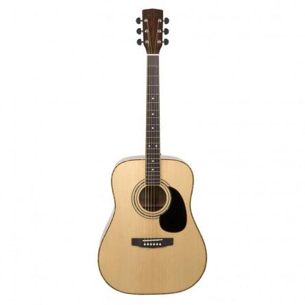 Cort AD880LH NAT Acoustic Guitar Left Handed Natural