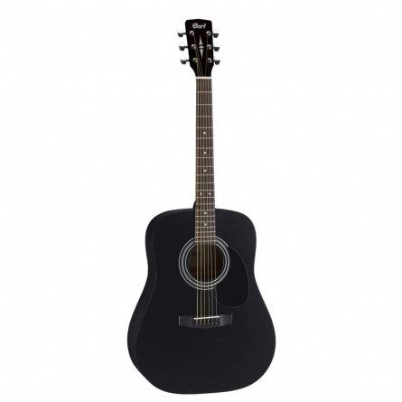 Cort AD810 BKS Acoustic Guitar Black Satin