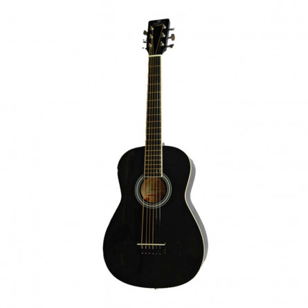 Pluto HW39 201 BK Acoustic Guitar Black
