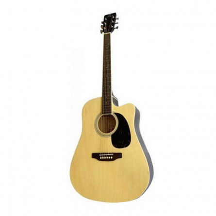 Pluto HW39C 201 NAT Acoustic Guitar Natural