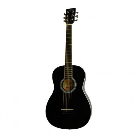 Pluto HW41C 201 BK Acoustic Guitar Black