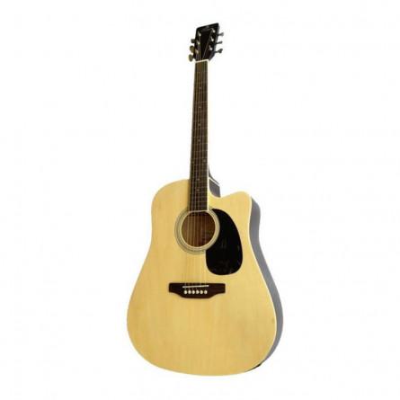 Pluto HW41CE 101 NAT Acoustic Guitar Natural